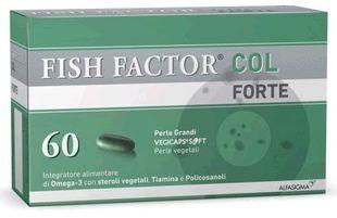 Fish Factor - Col Forte Confezione 60 Perle