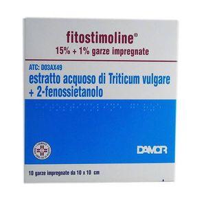 Fitostimoline - 15% Confezione 10 Garze