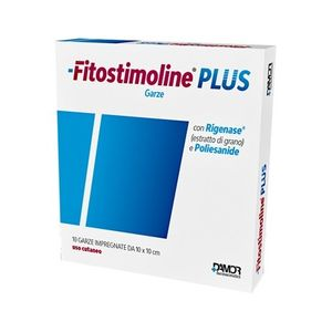 Fitostimoline - Plus Garza Confezione 10 Garze