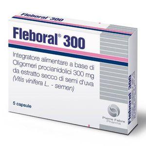 Fleboral 300 - Confezione 5 Capsule