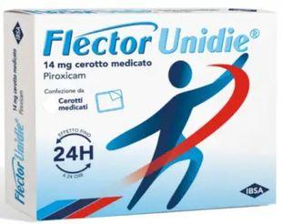 Flector - Unidie 4% Cerotto Medico 14 Mg Confezione 8 Pezzi