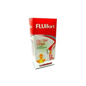 Fluifort - Sciroppo Confezione 12 Bustine (Scadenza Prodotto 28/04/2021)