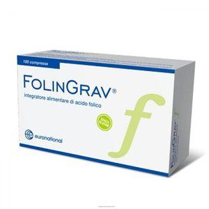Folingrav - Confezione 100 Compresse