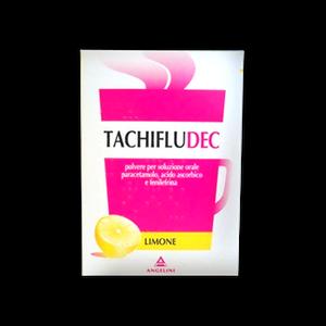 Tachifludec - Gusto Limone Confezione 10 Bustine