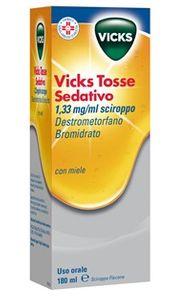 Vicks - Tosse Sedativo Confezione 180 Ml