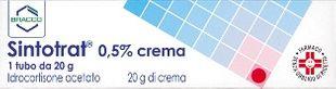 Sinotrat - Crema Dermatologica Confezione 20 Gr