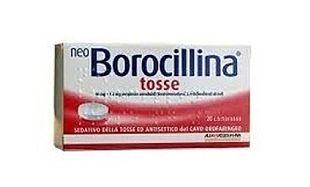 NeoBorocillina - Tosse  Confezione 20 Pastiglie