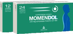 Momendol - 220 Mg Confezione 24 Compresse