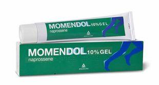 Momendol - Gel 10% Confezione 50 Gr