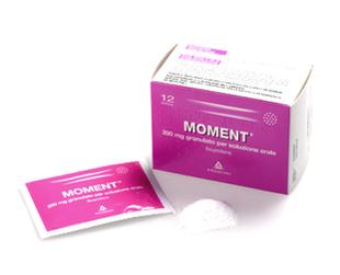 Moment - Granulato Confezione 12 Bustine