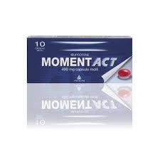 Moment - Act Confezione 10 Capsule Molli
