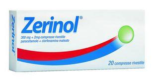 Zerinol - 3000 Mg + 2 Mg Confezione 20 Compresse