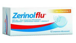 ZerinolFlu - Confezione 12 Compresse Effervescenti