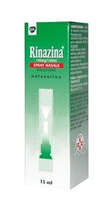 Rinazina - Spray Nasale 0,1% Confezione 15 Ml
