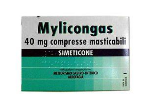 Mylicongas - Confezione 50 Compresse Masticabili