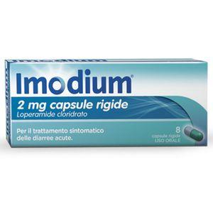 Imodium - Confezione 8 Capsule