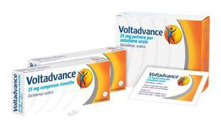Voltadvance - 25 Mg Confezione 10 Compresse