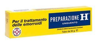 Preparazione H - Unguento 1,08% Confezione 50 Gr