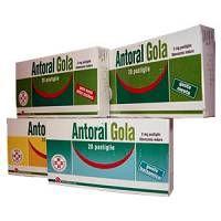 Antoral Gola - Pastiglie Menta Confezione 20 Pastiglie