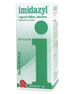 Imidazyl - Collirio Confezione 10 Ml