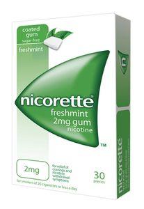 Nicorette Gomme 2 mg 30 Pezzi