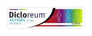Dicloreum - Actigel 1% Gel Confezione 100 Gr
