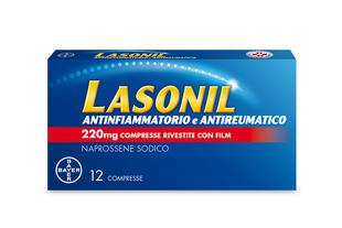 Lasonil - Antinfiammatorio Confezione 12 Compresse