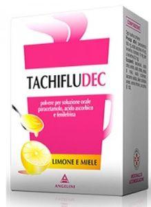 Tachifludec - Confezione 16 Buste Limone e Miele