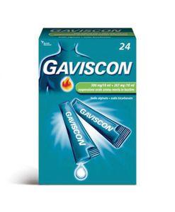 Gaviscon - Confezione 24 Bustine