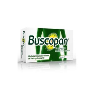 Buscopan - 10 mg Confezione 6 Supposte