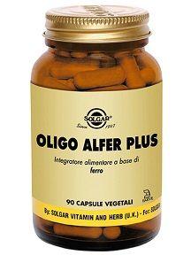 Solgar - Oligo Alfer Plus Confezione 90 Capsule