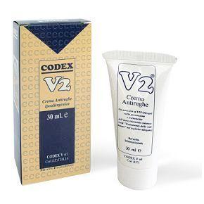 Codex v - V2 Crema Antirughe Confezione 30 Ml