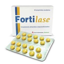 Fortilase - Integratore Confezione 20 Compresse