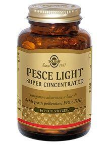 Solgar - Pesce Light Super Concentrato Confezione 30 Perle