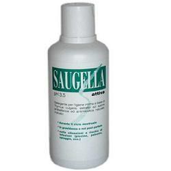 Saugella - Attiva Detergente Confezione 500 Ml