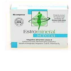 Estromineral - Serena Confezione 40 Compresse