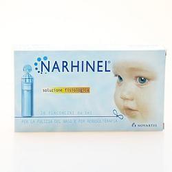 Narhinel - Soluzione Fisiologica Confezione 20 Flaconcini