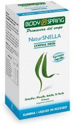 Body Spring - Natur Snella Lympha Dren Confezione 12 Bustine
