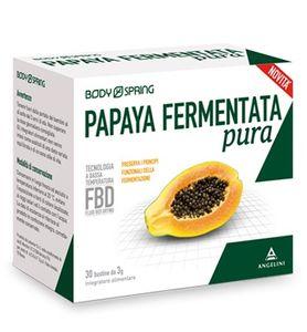 Body Spring - Papaya Fermentata Pura Confezione 30 Bustine