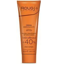 Rougj - Crema Attiva Abbronzante Confezione 125 Ml