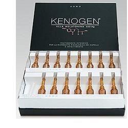 Kenogen - Uomo Trattamento Ricrescita Capelli Confezione 30X5 Ml