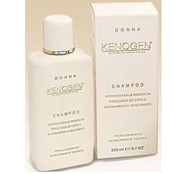 Kenogen Donna - Shampoo dermatologico - Confezione da 250 ml