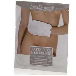 Incarose - Extra Pure Hyaluronic Guanto Scrub Corpo