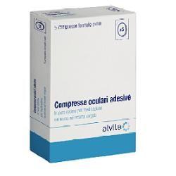 Alvita - Compressa Oculare Adesiva Confezione 5 Compresse
