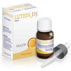 Lutein - D3 Gocce Confezione 15 Ml