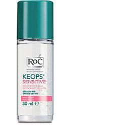 Roc - Keops Deodorante Roll On Pelle Fragile Confezione 30 Ml