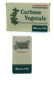 Marco Viti - Carbone Vegetale 40 Compresse