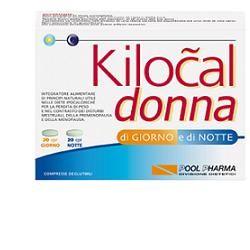 Kilocal - Donna di giorno e di notte  40 Compresse