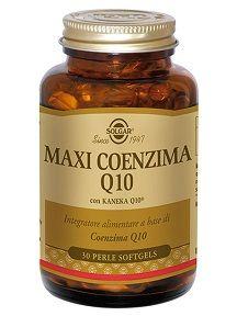 Solgar - Maxi Coenzima Q10 Confezione 30 Perle