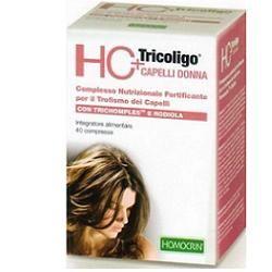 Specchiasol - Hc+ Tricoligo Donna Confezione 40 Capsule